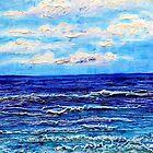 Green Sea by Regina Valluzzi