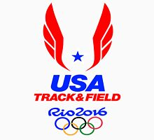 TEAM USA TRACK AND FIELD - RIO OLYMPICS 2016 Unisex T-Shirt