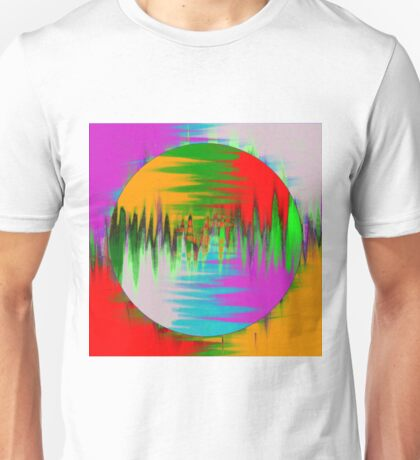 Colour Interference Unisex T-Shirt