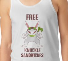 Free Knuckle Sandwiches Tank Top