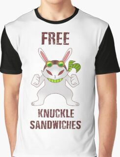 Free Knuckle Sandwiches Graphic T-Shirt