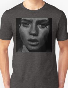 sultry model. T-Shirt