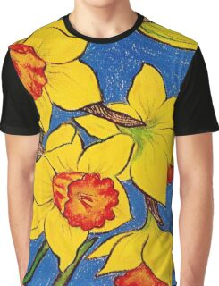 Daffodils Graphic T-Shirt