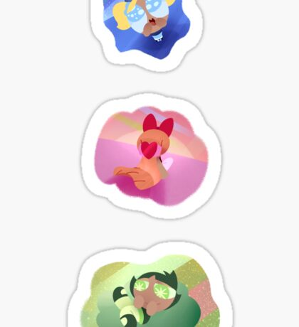 Powerpuff Girls Sticker