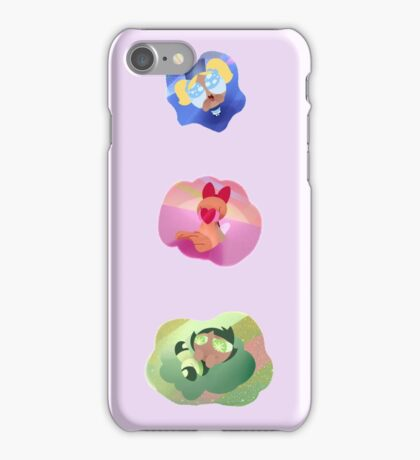 Powerpuff Girls iPhone Case/Skin