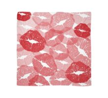 Red Kisses Scarf