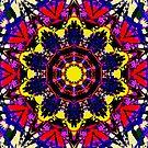 Wholeness Mandala by Natalie Holland