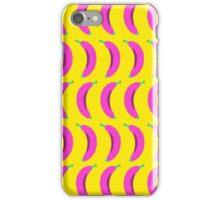 Retro Banana II iPhone Case/Skin