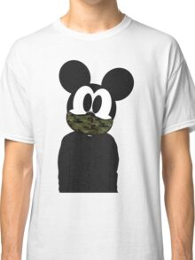 Hipster mickey Classic T-Shirt