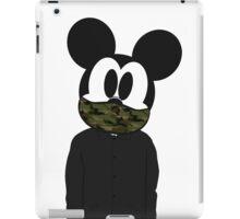 Hipster mickey iPad Case/Skin