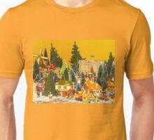 Dickens Christmas Unisex T-Shirt