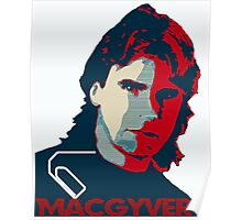 MacGyver: Operation Paperclip Poster