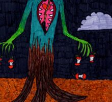 tree me Sticker