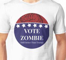 Vote Zombie Unisex T-Shirt