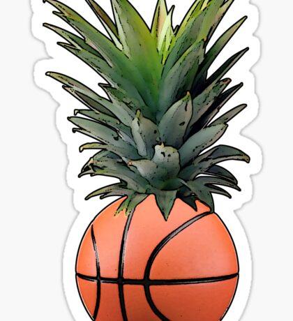 Basketapple Sticker