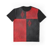 Harley Pattern Graphic T-Shirt