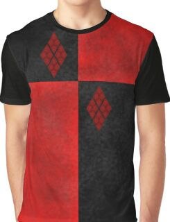 Harley Pattern Graphic T-Shirt