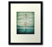 uncontained Framed Print