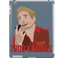 Todd Kraines v2 iPad Case/Skin