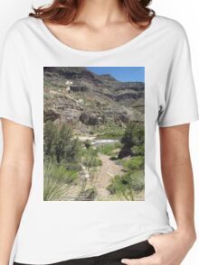 Salt River Canyon AZ Women's Relaxed Fit T-Shirt