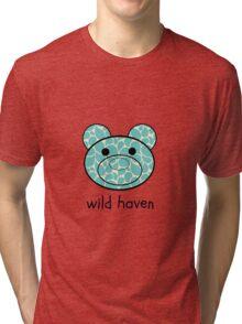 Bailey Bear Tri-blend T-Shirt