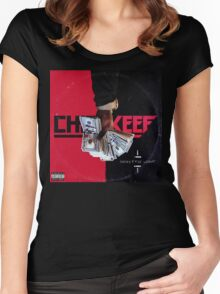 Chief Keef - Sorry 4 The Weight Women's Fitted Scoop T-Shirt
