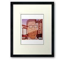 King Of the Hill - Hillmatic Framed Print