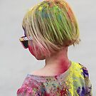 POWDERED! Holi Color Festival for All Ages!  by Heather Friedman