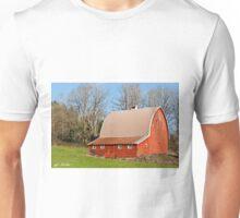 Red Barn Unisex T-Shirt