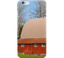 Red Barn iPhone Case/Skin