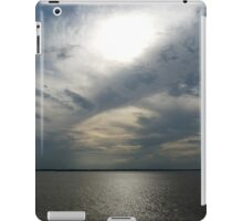 Clouds Over the Amazon River iPad Case/Skin