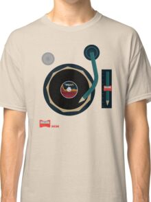 Vinyl Is *myart Classic T-Shirt