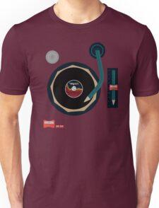 Vinyl Is *myart Unisex T-Shirt