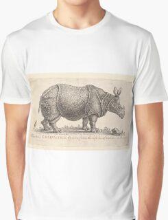 Vintage rhino Graphic T-Shirt
