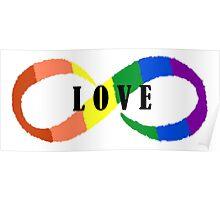 Love is Infinite Poster