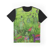 Turtle Collection Graphic T-Shirt