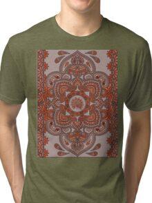 Persian Peacock Tri-blend T-Shirt