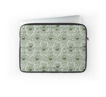Lace & Pearls 1354 Views Laptop Sleeve