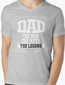 fathers day gift Mens V-Neck T-Shirt