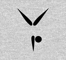 Olympic sports pictograms gymnastics Unisex T-Shirt