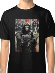 The Purge Election year begin Classic T-Shirt