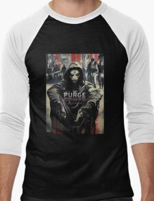 The Purge Election year begin Men's Baseball ¾ T-Shirt