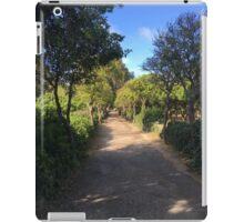 Walk through Citrus Trees  iPad Case/Skin