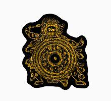 TamDin Buddhist Protective Charm gold on black Unisex T-Shirt