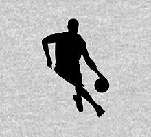 Basketball player emoticon Unisex T-Shirt