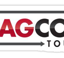 MAGCON Tour Sticker