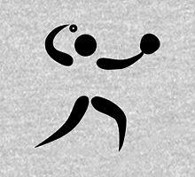 Olympic sports softball pictogram Unisex T-Shirt