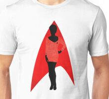 Star Trek - Silhouette Uhura Unisex T-Shirt