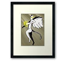 Star Thief Framed Print
