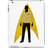 Star Trek - Silhouette Kirk iPad Case/Skin